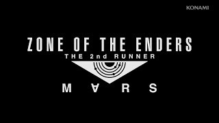 ZONE OF THE ENDERS: THE 2nd RUNNER M∀RS 4K Comparison Trailer [ESRB]