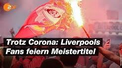 Liverpooler Meisterfeier voller Emotionen | SPORTreportage – ZDF