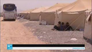 أكثر من ألف طفل عراقي يعيشون في مخيمات بعيدا عن أهاليهم