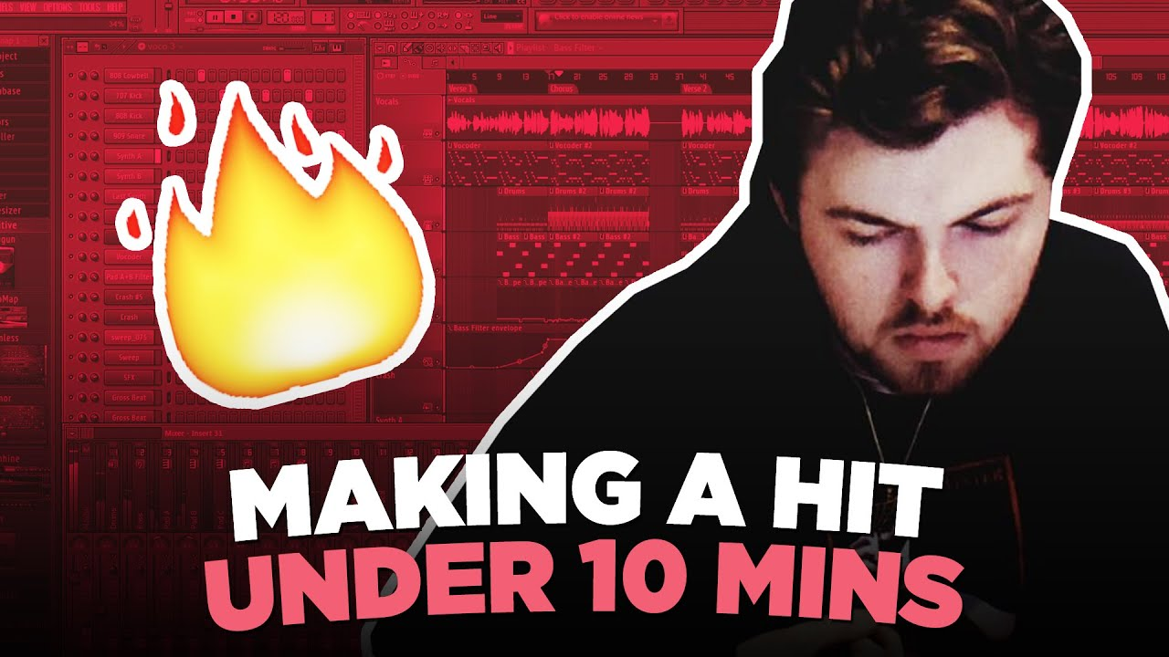 HOW TO MAKE CRAZY AMBIENT BEATS EASILY IN FL STUDIO by
