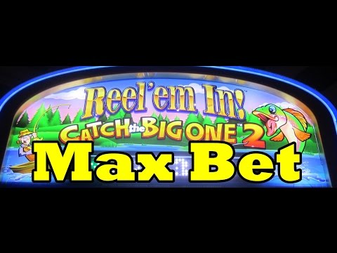 Reel Em In Catch The Big One 2 Slot Liveplay Super