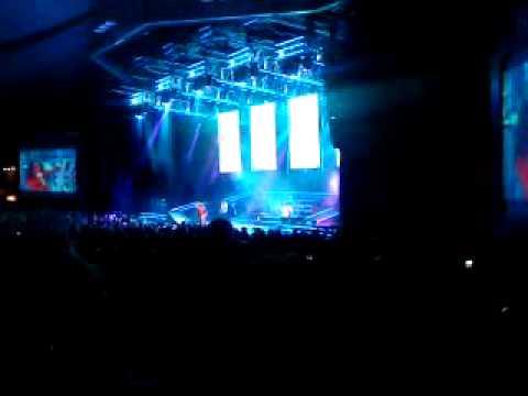 Aerosmith - Livin' on the Edge 07-17-2009 at The Woodlands