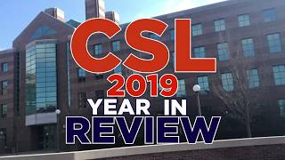 CSL 2019: A year in review