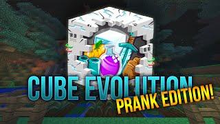 Minecraft: Cube Evolution! Ep. 12 - Pranking Graser!