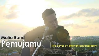 Download Mp3 Ketika Kau Tertawa   Pemujamu - Mafia Band   Live Cover By. Hendri Saputra