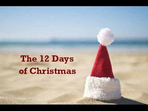 12 days of Christmas South Africa - YouTube