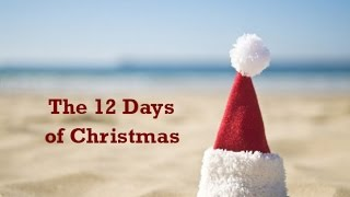 12 days of christmas south africa