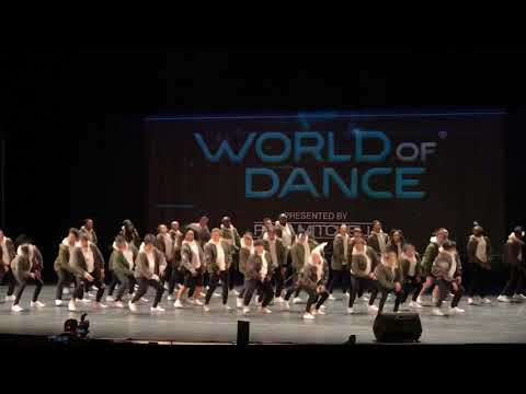 World Of Dance Las Vegas 2017- Jukebox Family 2nd Place Winners