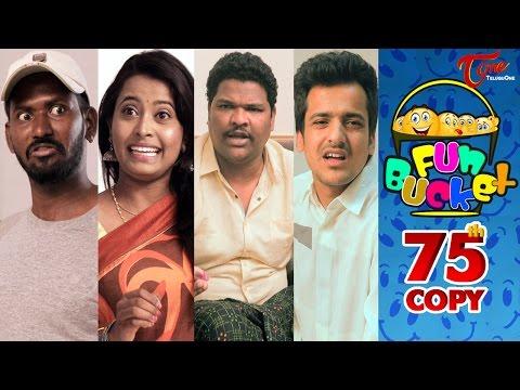 Fun Bucket | 75th Copy | Funny Videos | by Harsha Annavarapu | #TeluguComedyWebSeries