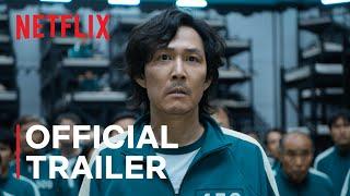 Squid Game | Official Trailer | Netflix