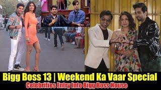 Bigg Boss 13 Weekend Ka Vaar Special With Bollywood Celebrities   Shilpa Shetty, Anushmaan Khurana