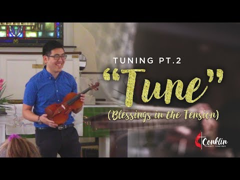 """Tune"" Sermon by Pastor James Lee (October 15, 2017)"