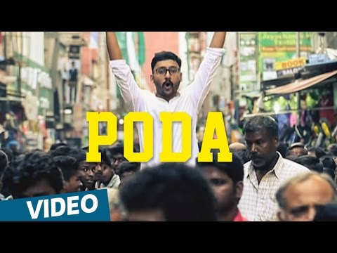 Chennai 2 Singapore Songs | Poda Song with...