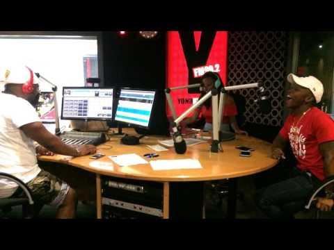 #TheBestLifeTV: Junior De Rocka Interview