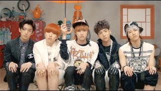Watch B1a4 Whats Happening video
