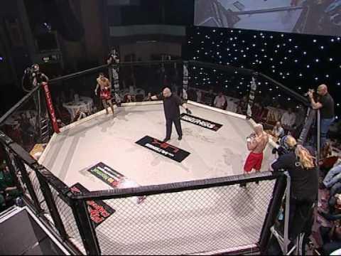 Cage Rage UK - UCMMA - John Joe Ellis vs Marcus Thomas