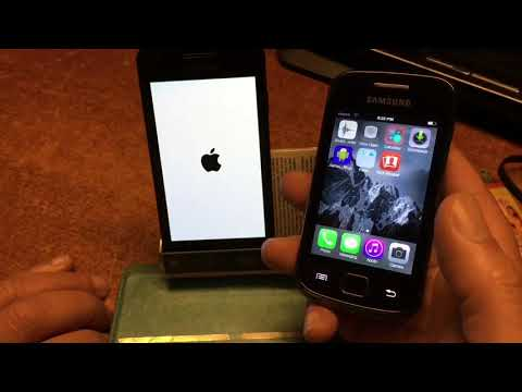 Samsung Galaxy Advace IOS Rom (Android M) fully working - Rom by Epirex Mod by Puck