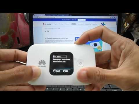 Review dan speed test MiFi XL GO 4G LTE , Internet Ngebut Tingkat Dewa