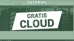 Gratis Cloud mit 50GB Speicher