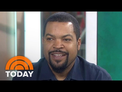 Ice Cube: It Took 8 Days To Shoot The Fight Scene In 'Fist Fight' | TODAY