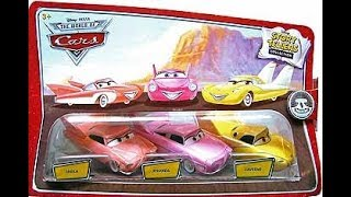 Every single Disney Cars Story Tellers Diecast