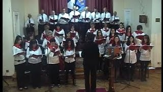 """O Holy Night""  -  HEC CHOIR"