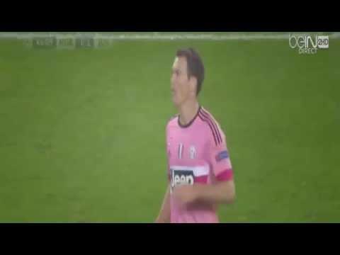 Moenchengladbach 1- 1 Juventus|Stephan Lichtsteiner Goal - 03/11/2015 Champions LeagueHD