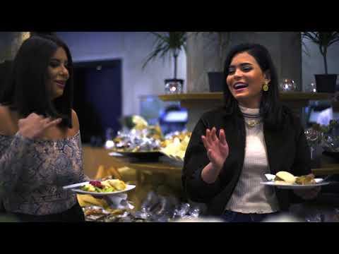 الحلقة الرابعة دانا حمدان مع اسماء جلال