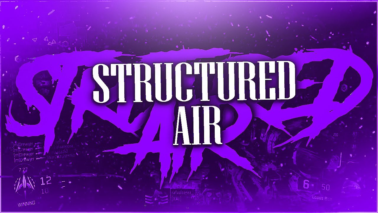 Dare Drews - 'Structured Air' (BO3 Montage) - Won't be really active for the next 5/6 weeks, have to focus on school.. Few old clips, few new clips.