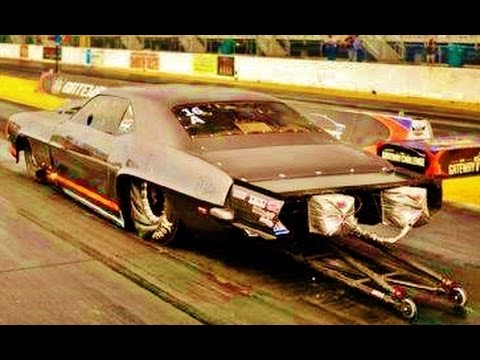 Sick Seconds 2.0 Camaro: World's Fastest Street Pro Mod? or CrowMod? #BaddAzzSEMAcarz