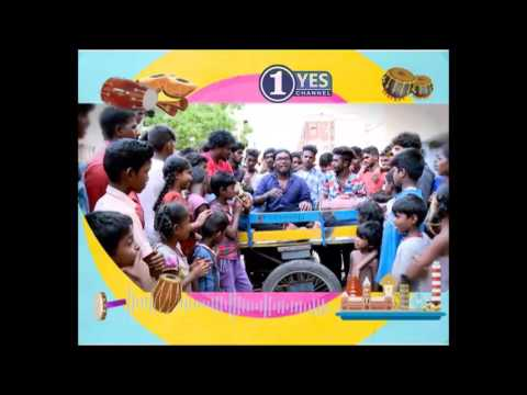 Gana Song | Pettai Rap | Thorthi Thorthinu Davadichen  | 1Yes Tv