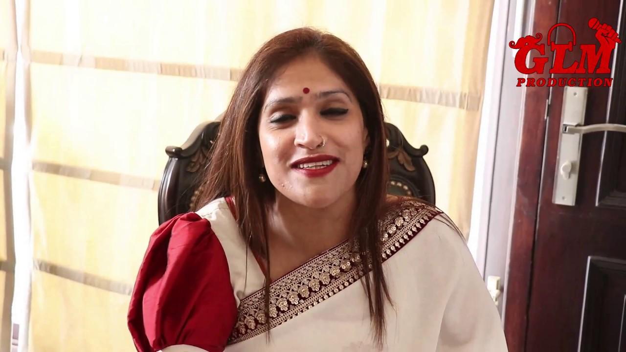 Interview For  Chora Chimni Aala Song | Interview of Avantika  Lalit Maken Tanwar | GLM Production