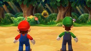 Mario Party 9 - Boss Rush - Mario VS Luigi
