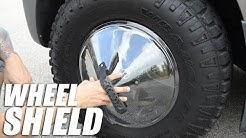 Wheel Shield for Dressing Tires