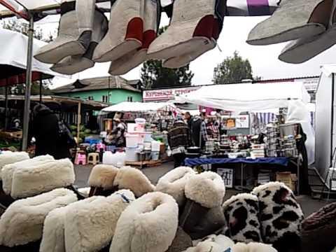 Суббота куровской рынок умер