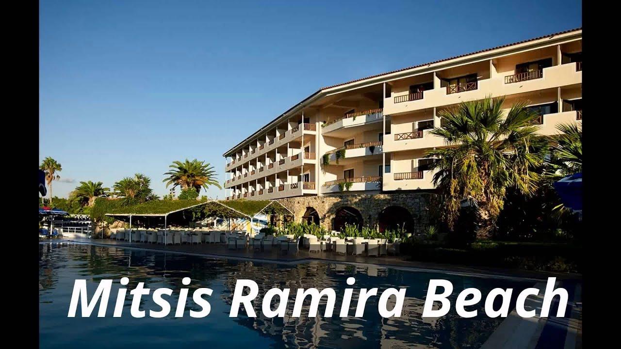 The Mitsis Ramira Beach Hotel