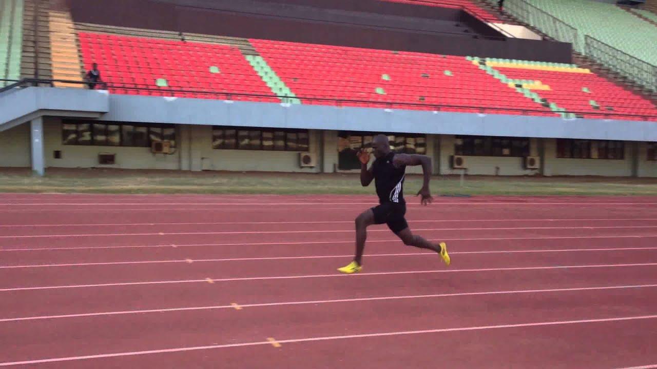Short sprints