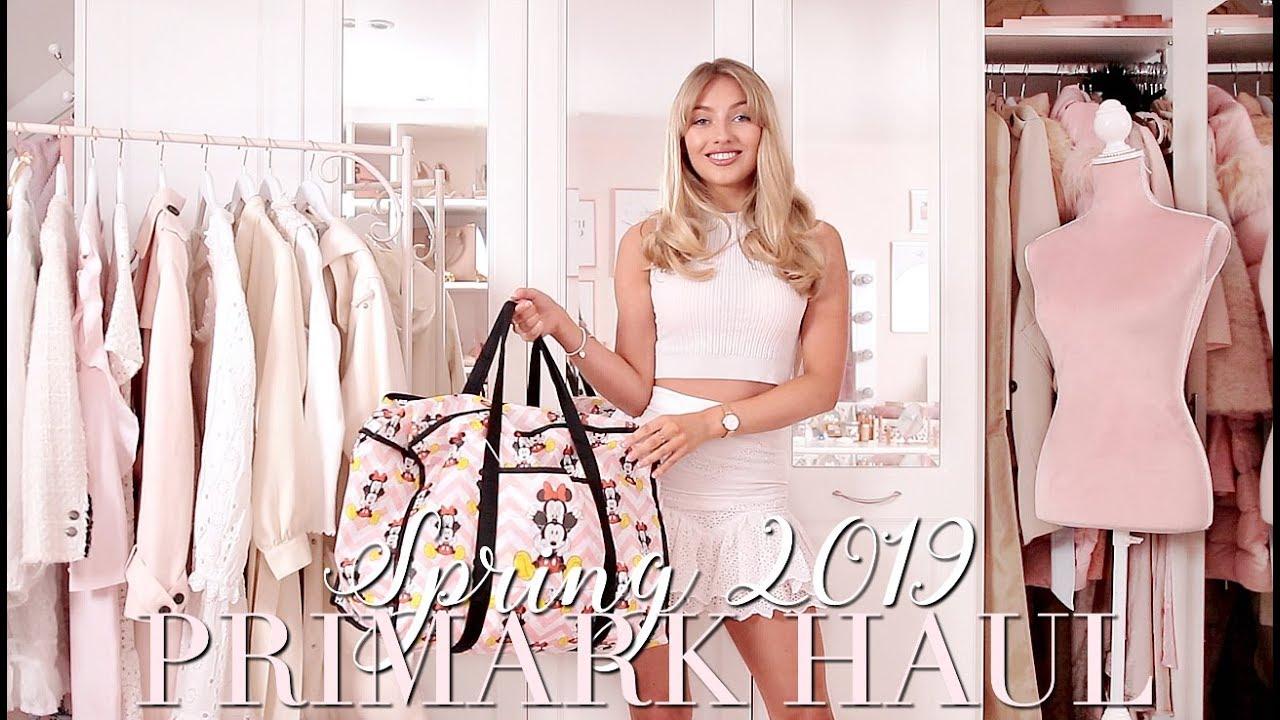 [VIDEO] - PRIMARK Spring 2019 Try On Haul ? ~ Spring Fashion Edit ~ Freddy My Love 4