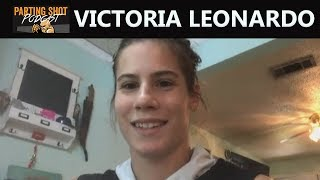 Undefeated Victoria Leonardo Talks Invicta FC Debut Sept. 1 Against Miranda Maverick