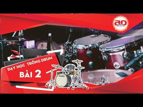 Dạy học trống Jazz/ Drums: Điệu Soulfoul - Trung tâm Nghệ thuật Adam