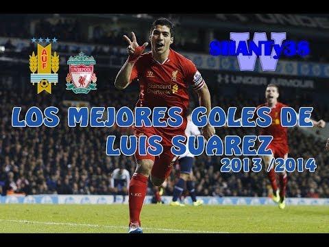 LOS MEJORES GOLES DE LUIS SUAREZ  2012/2013/2014