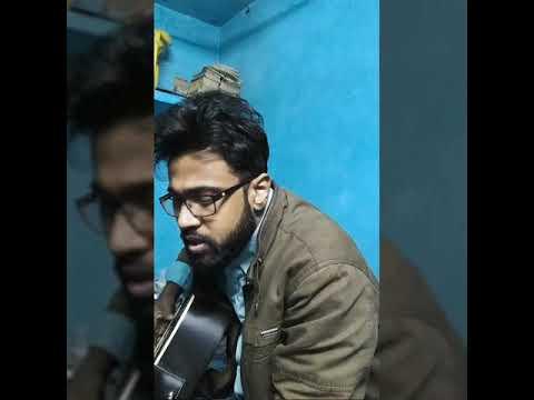 Kichchu chaini aami | Acoustic cover | Shah jahan regency | Anirban Bhattacharya | Rajkumarir gaan |