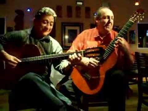 Nonato Luiz & Wilson Asfora play Baiao Cigano