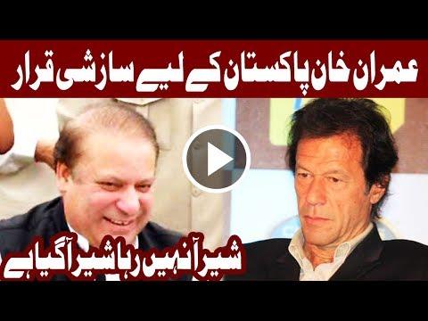 Nawaz Sharif is Back - Imran Khan in extreme Trouble - Headlines - 03:00 PM - 25 Sep 2017