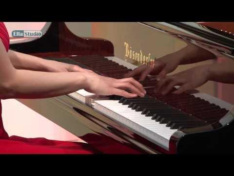DORA DELIYSKA, Bösendorfer Hall / Mozarthaus Vienna Live, F. Chopin Ballade No. 4 in F min.