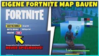 Neuer Creative Modus! So kannst Du eigene Maps erstellen! | Season 7 Infos! - Fortnite Battle Royale