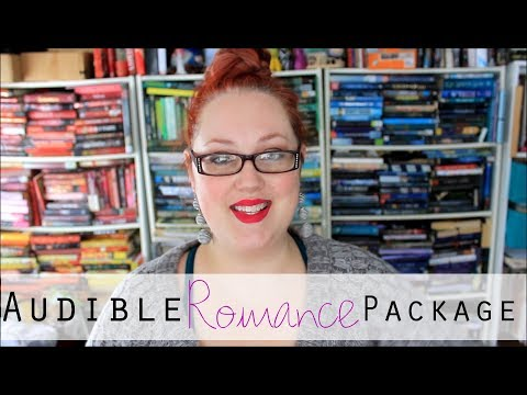 AUDIBLE ROMANCE PACKAGE   |  REVIEW