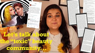 Unpacking The Beauty Community Circus... *my thoughts*