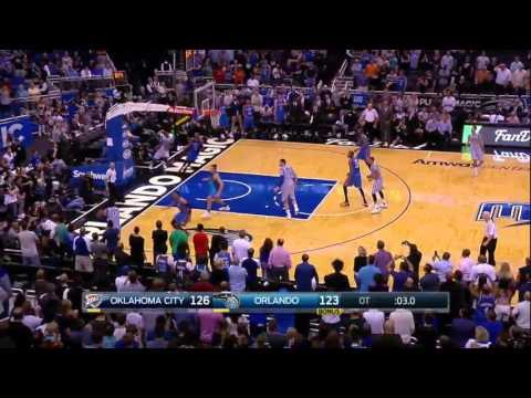 Oklahoma City Thunder vs Orlando Magic | October 30, 2015 | NBA 2015-16 Season