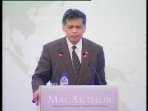 Dr Surin Pitsuwan's Keynote at the Launch of the MacArthur Foundation Asia Security Initiative
